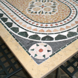 Piani in mosaico