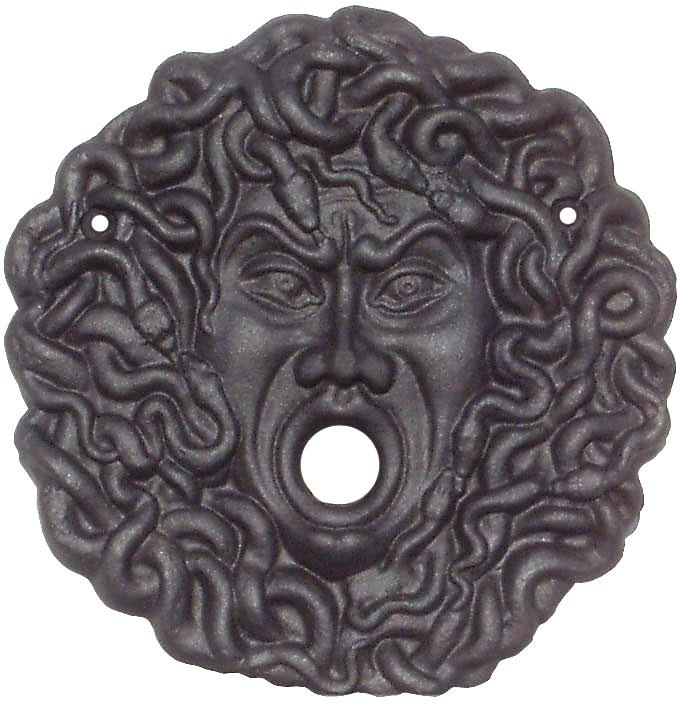 Rosone a muro modello Medusa