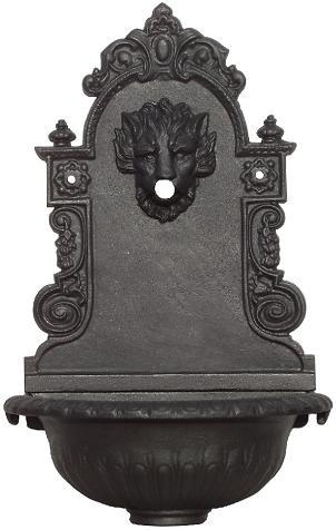 Fontana a muro modello Liberty Leoncino