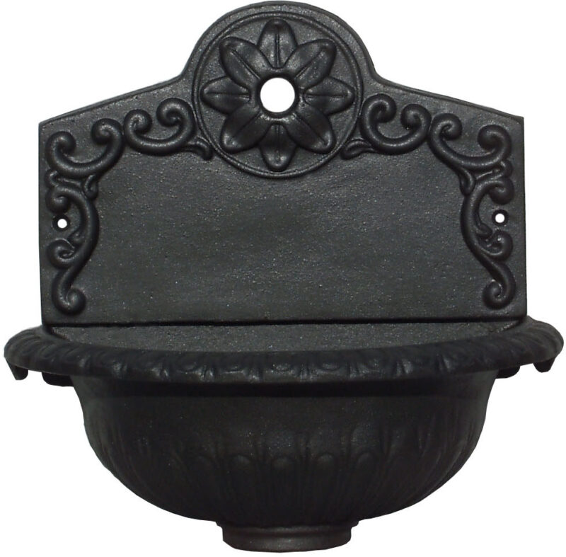 Fontana a muro modello Girasole