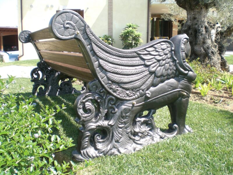 Panchina Sfinge