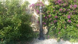 Fontana a colonna in ghisa modello Diana
