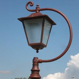 Lampione modello Ravello