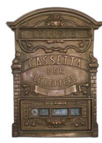 Cassetta CP200/O