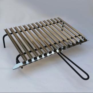 Graticola in acciaio inox A2 cm 50x35