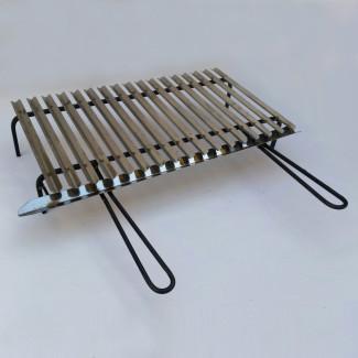 Graticola in acciaio inox A3 cm 60x35