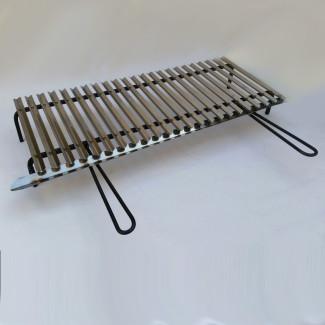 Graticola in acciaio inox A5 cm 80x35