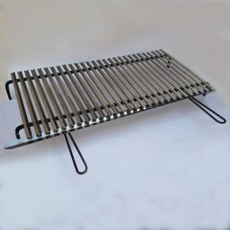 Graticola in acciaio inox A7 cm 100x50