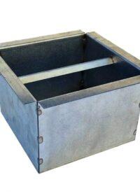 Cassetto cenere cm 22,5×22,5x14h