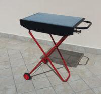 Barbecue con pietra lavica 60×40